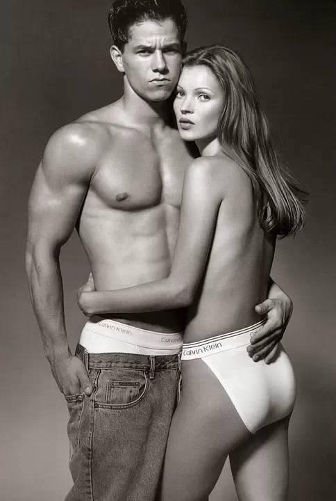 1993年,Mark Wahlberg和Kate Moss.jpeg