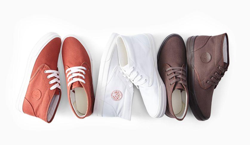 罗永浩卖衣服鞋子了?还设计一个新鞋标!